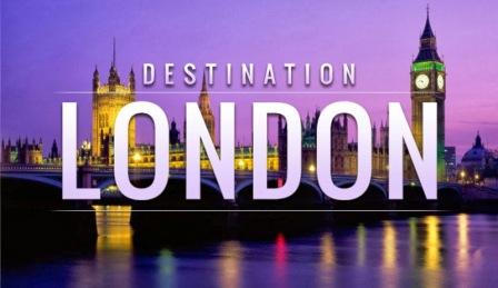 DESTINATION LONDON : PLACES TO VISIT