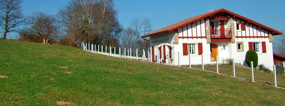 Voyages chazot landes et pays basque juin 6 jours sejours en autocar - Maison close pays basque ...